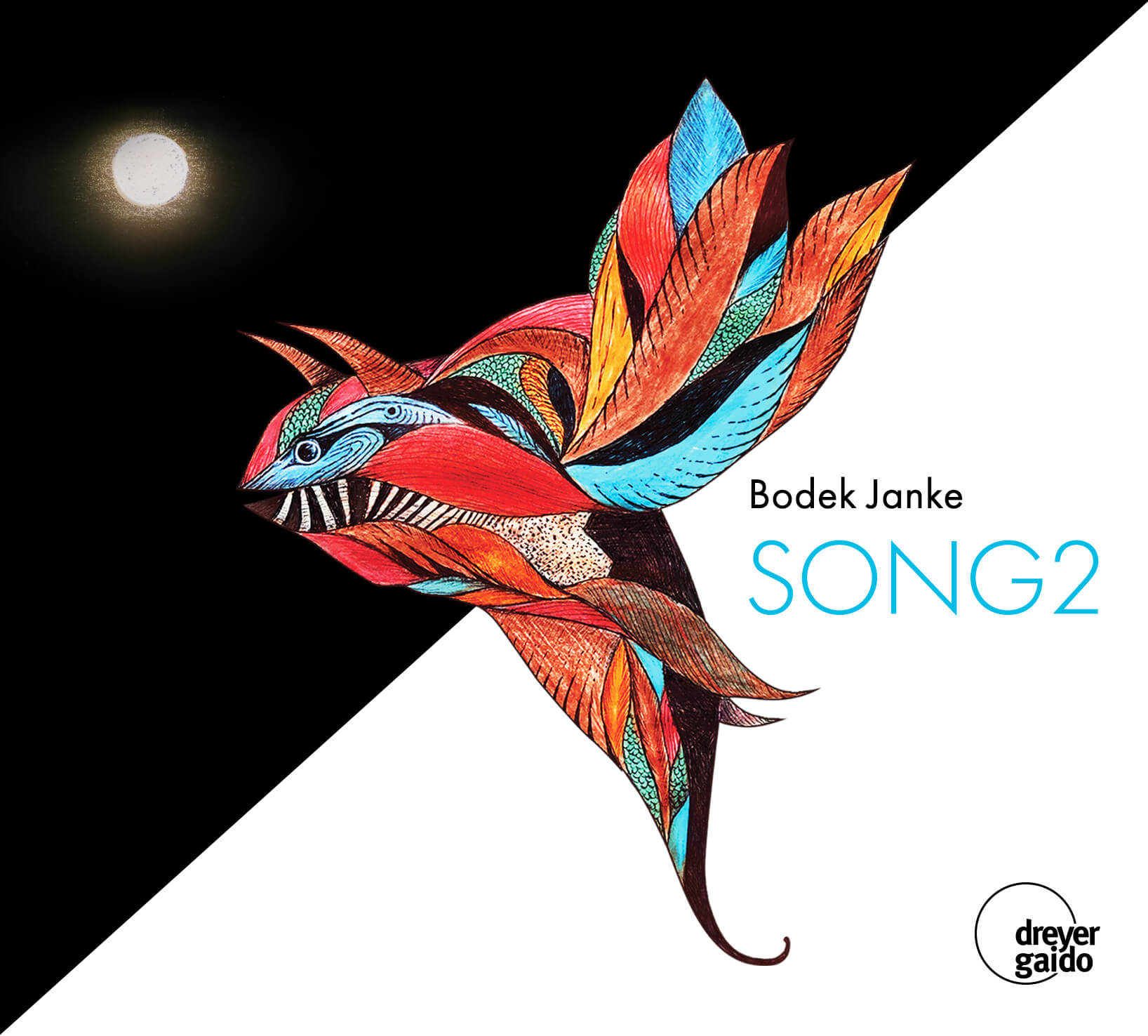 Bodek Janke SONG album cover